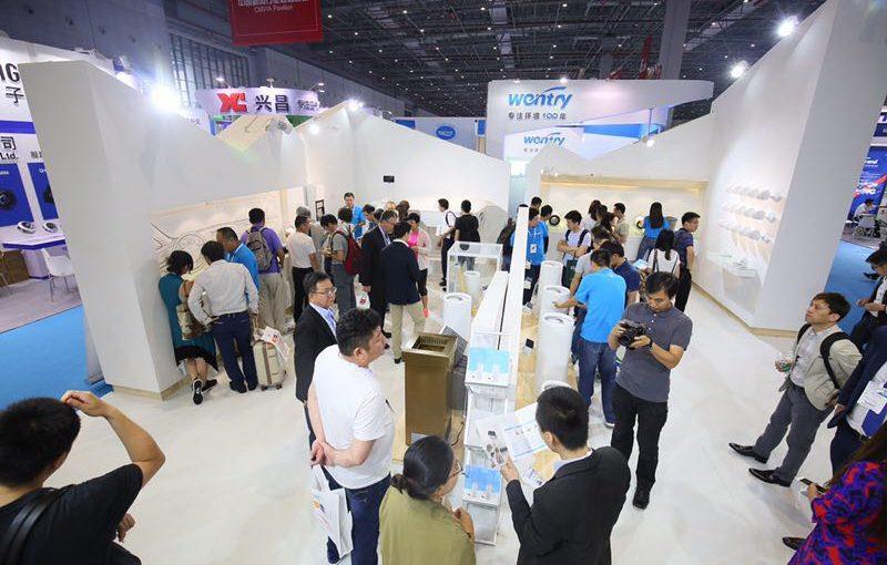第三届 ECOTECH CHINA 上海国际空气新风展成功闭幕 感恩相伴 有您更精彩