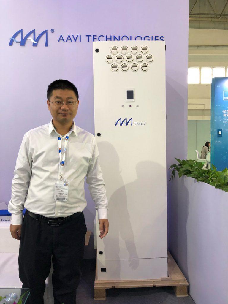 芬兰雅威:初入中国市场,用技术和实力说话-上海空气新风展 AIRVENTEC CHINA 2021.6.2-4 新风系统 通风设备 空气净化