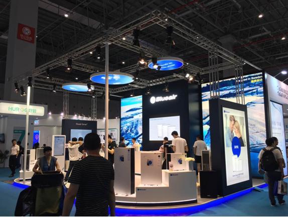 未来空气净化器和新风系统市场将谁主沉浮?                                                           来ECOTECH CHINA上海国际空气新风展把握行业脉搏-上海空气新风展 AIRVENTEC CHINA 2022.6.8-10新风系统 通风设备 空气净化