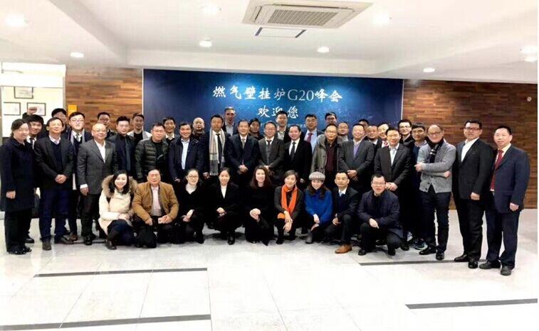 第五次中国燃气壁挂炉行业G20峰会在韩国庆东纳碧安西炭工厂召开