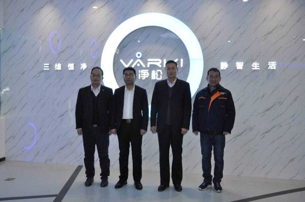 苏宁易购与净松环境达成战略合作 全面布局新风市场-上海空气新风展 AIRVENTEC CHINA 2021.6.2-4 新风系统 通风设备 空气净化