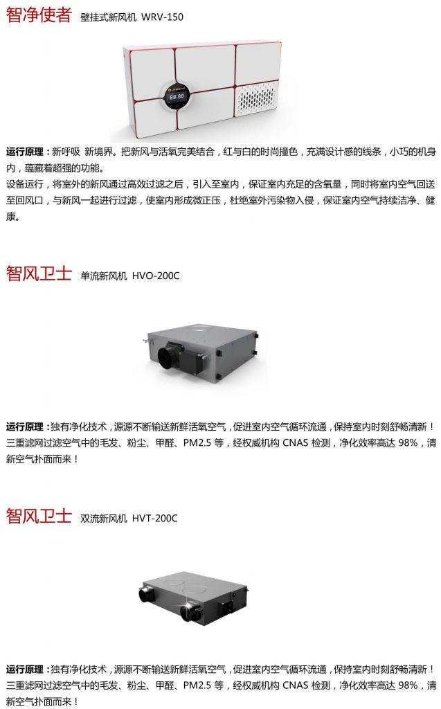 隐藏式新风全热交换机-上海空气新风展 AIRVENTEC CHINA 2021.6.2-4 新风系统 通风设备 空气净化