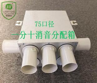 顶送风一分六消音分配箱-上海空气新风展 AIRVENTEC CHINA 2022.6.8-10新风系统 通风设备 空气净化