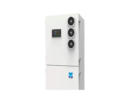 智能空气净化器KJ500F-P01-上海空气新风展 AIRVENTEC CHINA 2021.6.2-4 新风系统 通风设备 空气净化