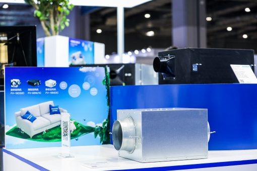 新风系统企业的制胜利器——增强自身品牌影响力-上海空气新风展 AIRVENTEC CHINA 2022.6.8-10新风系统 通风设备 空气净化