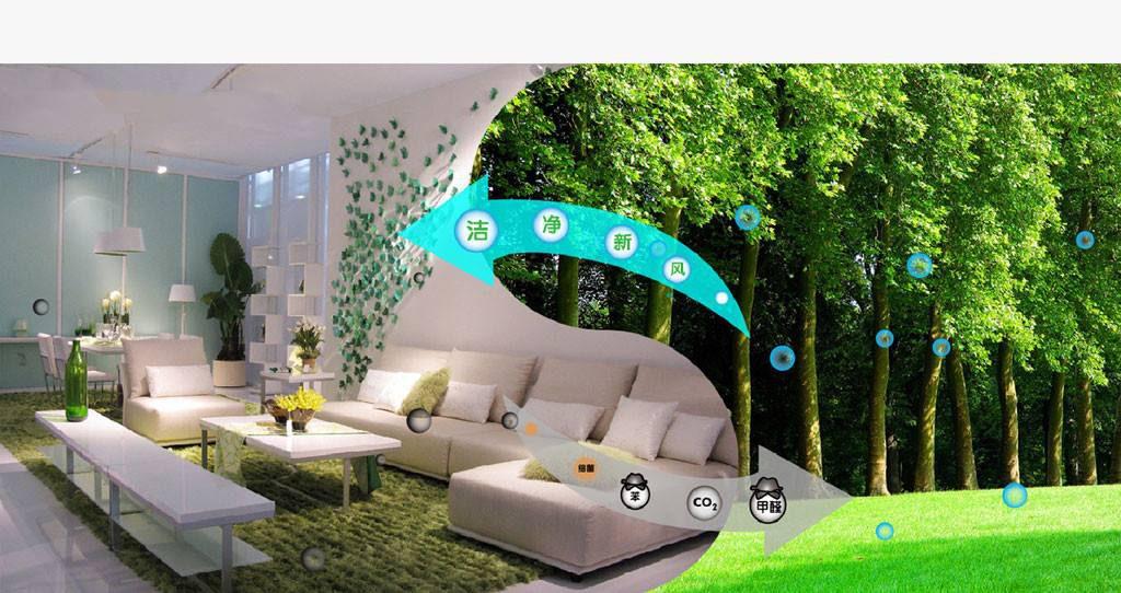 住宅设计新标来袭,致力改善居住环境-上海空气新风展 AIRVENTEC CHINA 2022.6.8-10新风系统 通风设备 空气净化