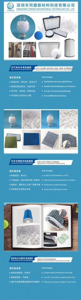 同德~空滤热熔胶 | 因为专注,所以专业!-上海空气新风展 AIRVENTEC CHINA 2022.6.8-10新风系统 通风设备 空气净化
