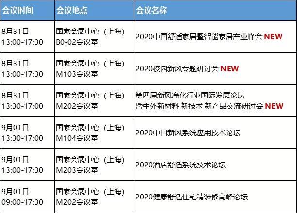 展会进入倒计时,现场精彩活动抢先看!-上海空气新风展 AIRVENTEC CHINA 2021.6.2-4 新风系统 通风设备 空气净化