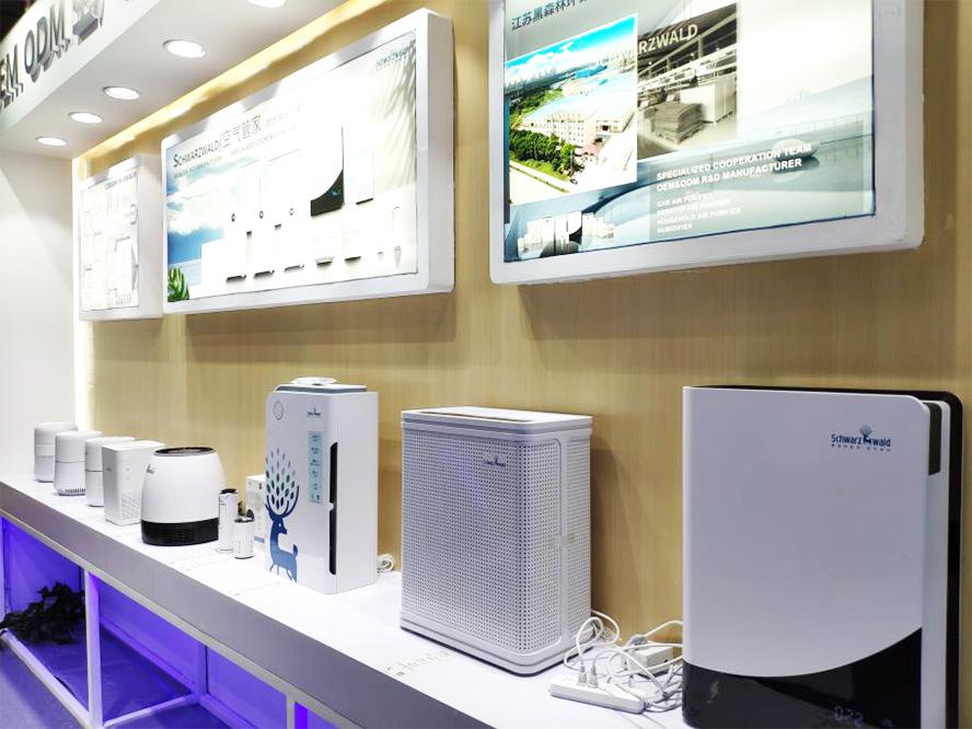 黑森林刘大为:专注空气处理,打造品质产品-上海空气新风展 AIRVENTEC CHINA 2022.6.8-10新风系统 通风设备 空气净化