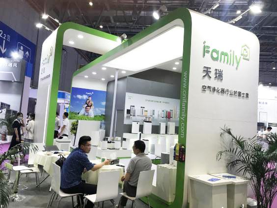 宁波天瑞:打造空气净化行业的富士康-上海空气新风展 AIRVENTEC CHINA 2022.6.8-10新风系统 通风设备 空气净化